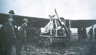 Monoplano Chiribiri