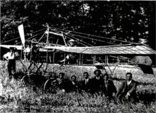 Monoplano Legnano I - 1910