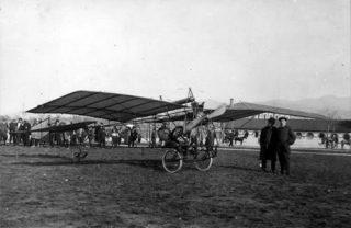 Monoplano Miller Model 1910