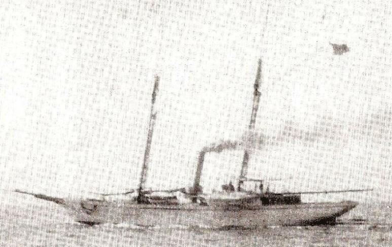 Nave Scuola Murano - 1915