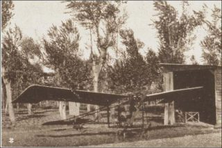 Monoplano Graf Napoli 1 - 1910