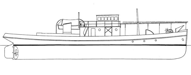 Cisterna Costiera Ofanto -1915