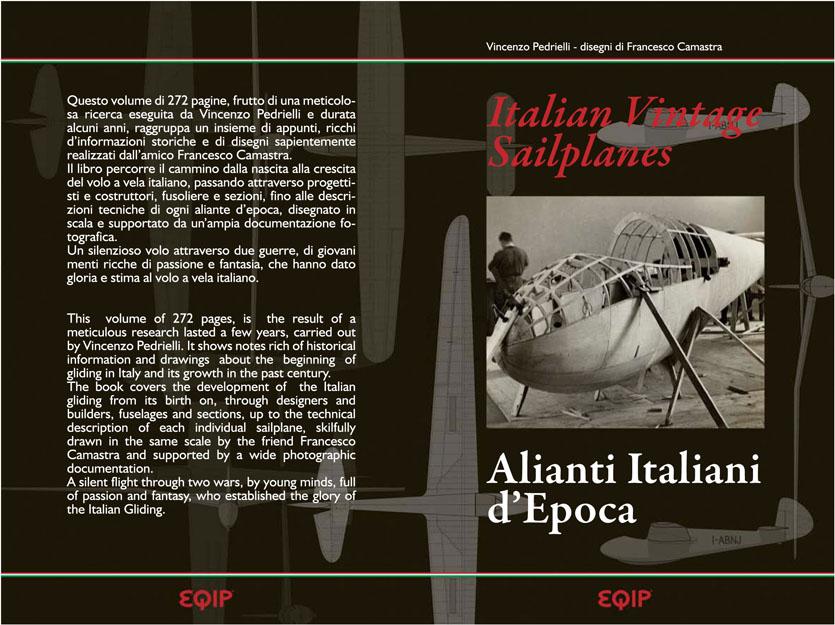 Alianti Italiani d'Epoca - Italian vintage sailplanes