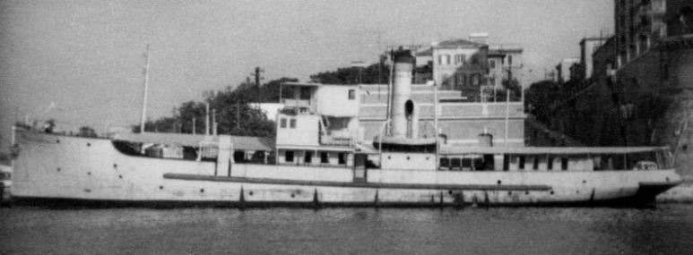 Rimorchiatore Costiero Porto Empedocle - 1915