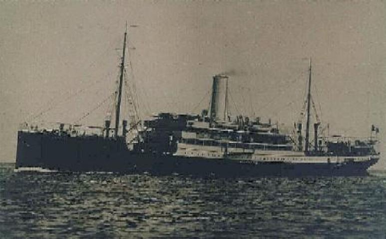 Nave Trasporto Quirinale - 1915