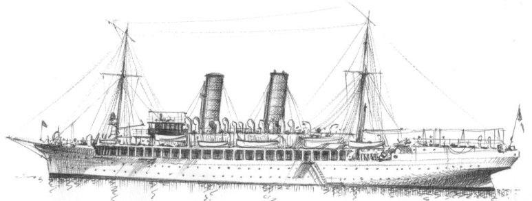 Nave Reale Trinacria - 1915