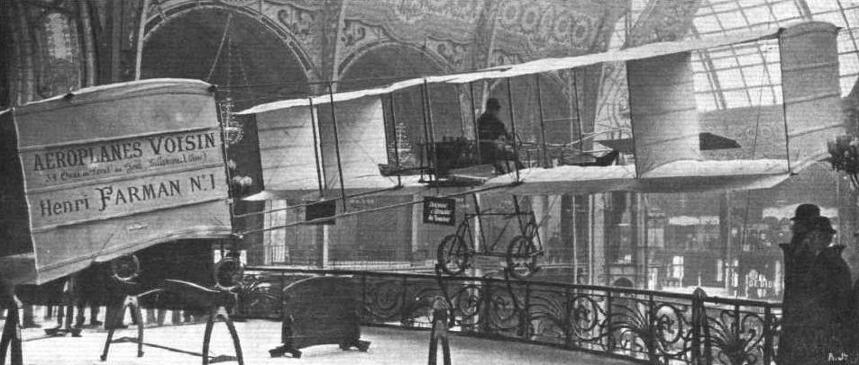 Voisin-Farman 1 - 1907