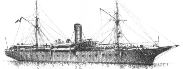 Nave Officina Vulcano - 1915