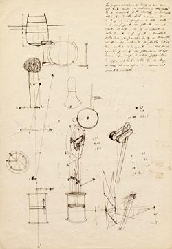 Appunti di Enrico Forlanini