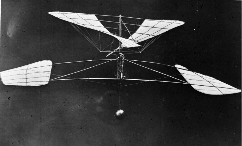 Elicottero sperimentale di Forlanini
