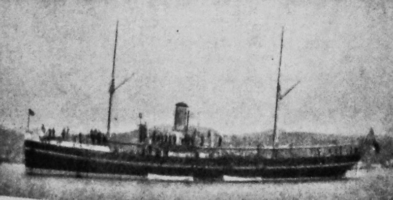 Rimorchiatore d'Alto Mare Atlante - 1915