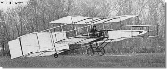 Charles Voisin 1907