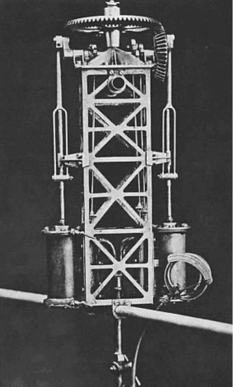 Motore a Vapore di Enrico Forlanini
