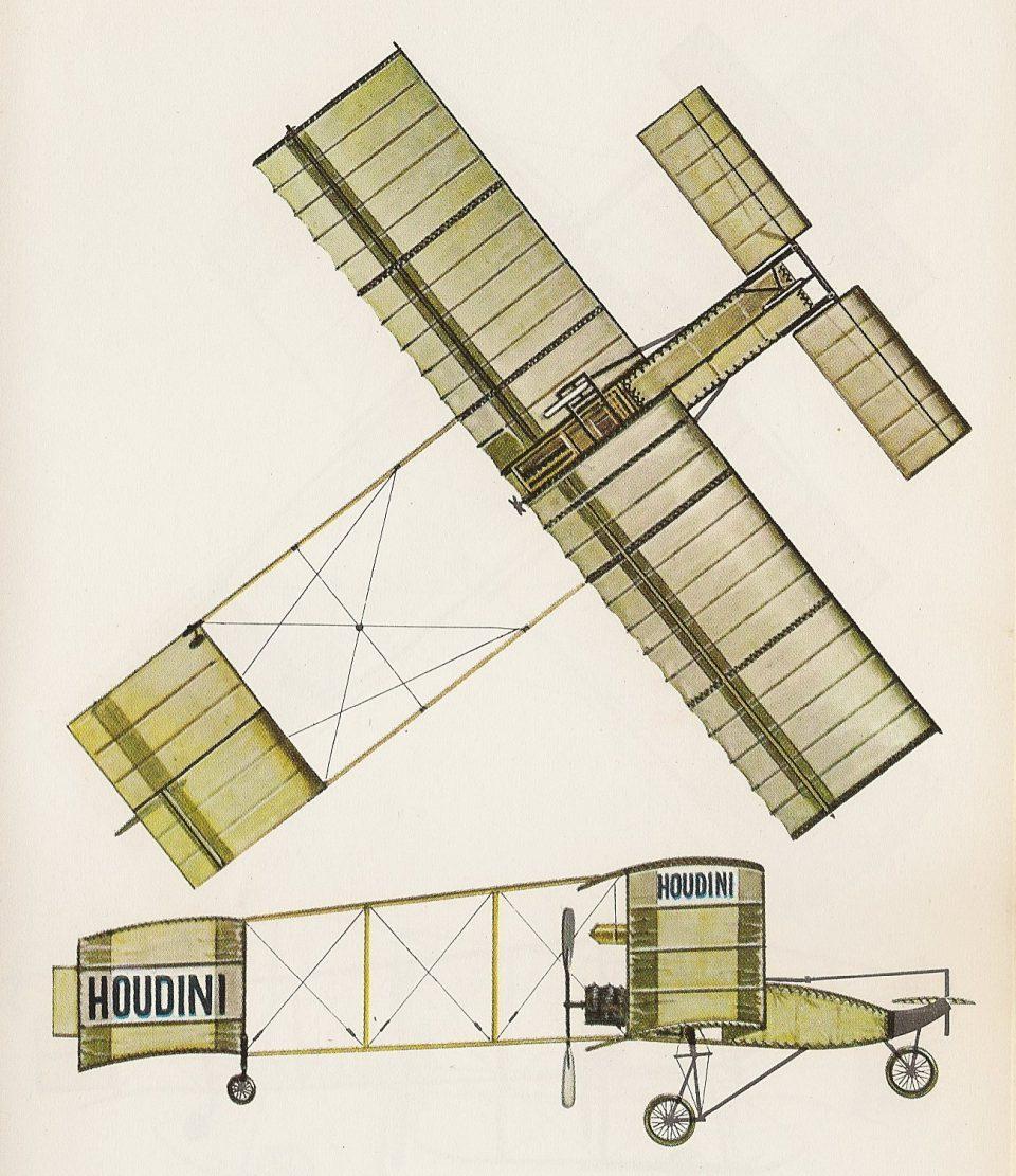 Voisin-Houdini - 1909