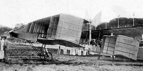 "Voisin ""L'Alsace"" - Delagrange - 1909"