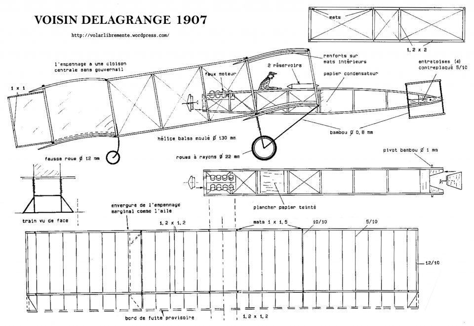 Voisin-Delagrange I - 1907
