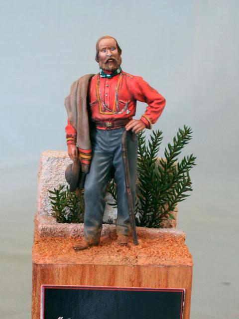 Giuseppe Garibaldi (Fonte: The Italian Wars of Independence)