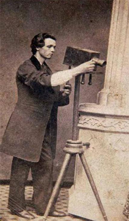 Fotografo - 1860