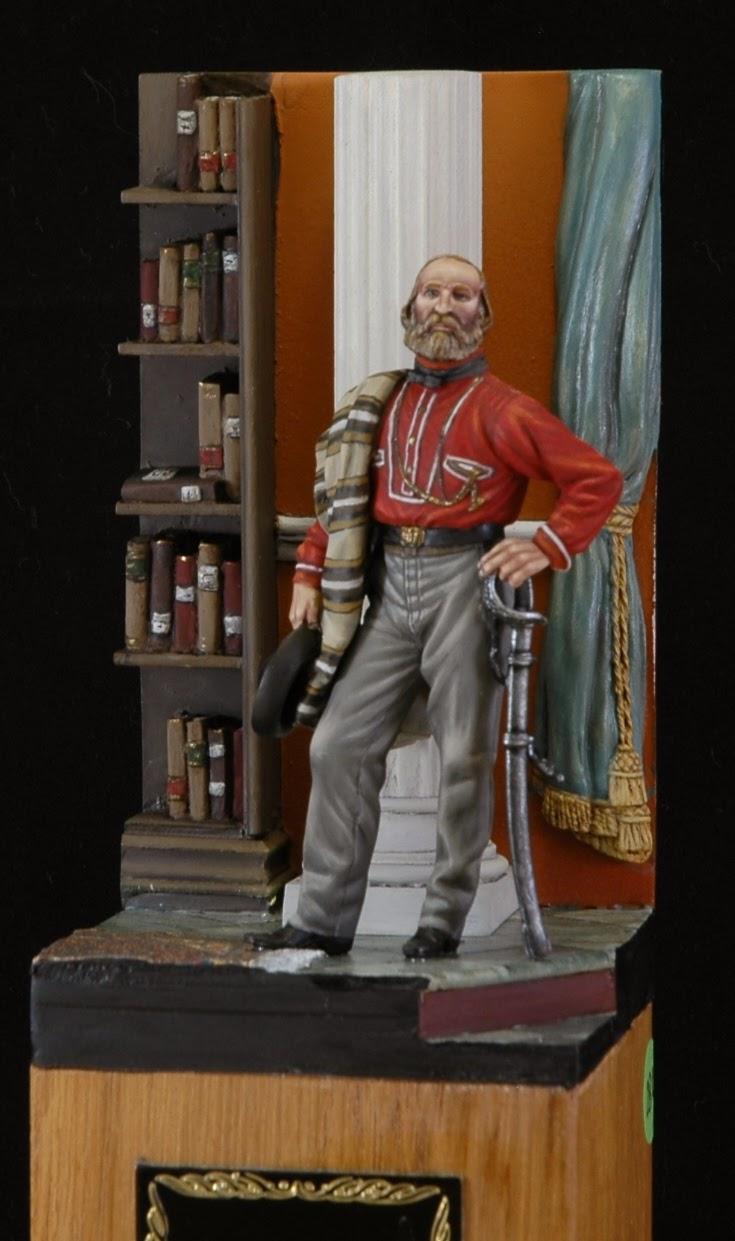 Giuseppe Garibaldi (Fonte: La Biblioteca Militare)