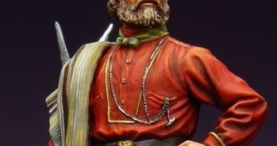 Giuseppe Garibaldi Regno d'Italia - 1860 - Masterclass - 54mm - EFDV5408