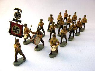 Soldatini della Elastolin