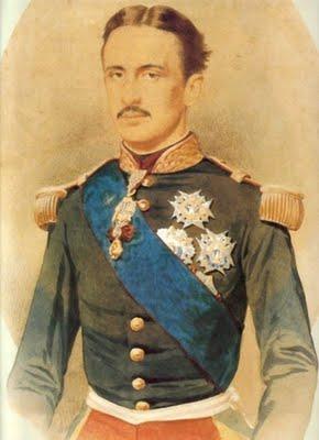 Ritratto di Francesco II di Borbone