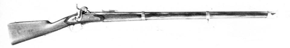 Fucile di Fanteria Mod 1844