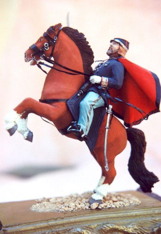 Giuseppe Garibaldi Generale - Joseph e Christine Debono - 90mm
