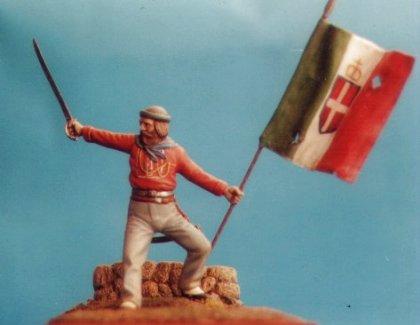 Giuseppe Garibaldi - Paolo Solvi