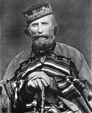 Giuseppe Garibaldi - 1866