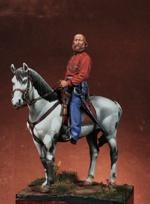 Giuseppe Garibaldi a Cavallo - Masterclass 54mm