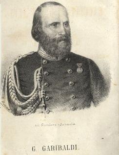 Giuseppe Garibaldi - Generale Sabaudo