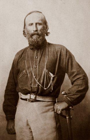Giuseppe Garibaldi - 1861
