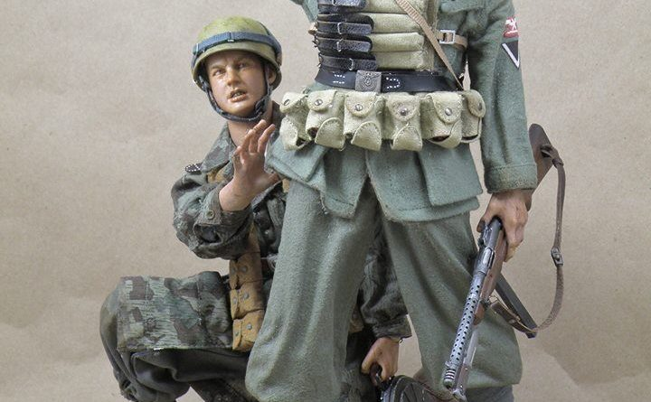 Soldati Italiani - WWII - 90mm