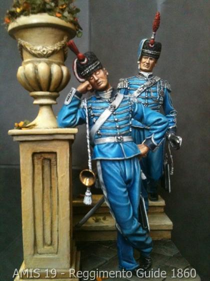 Reggimento Guide - 1860