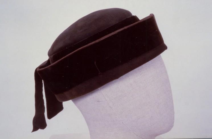 Cappello di Giuseppe Garibaldi - Museo Civico del Risorgimento Bologna