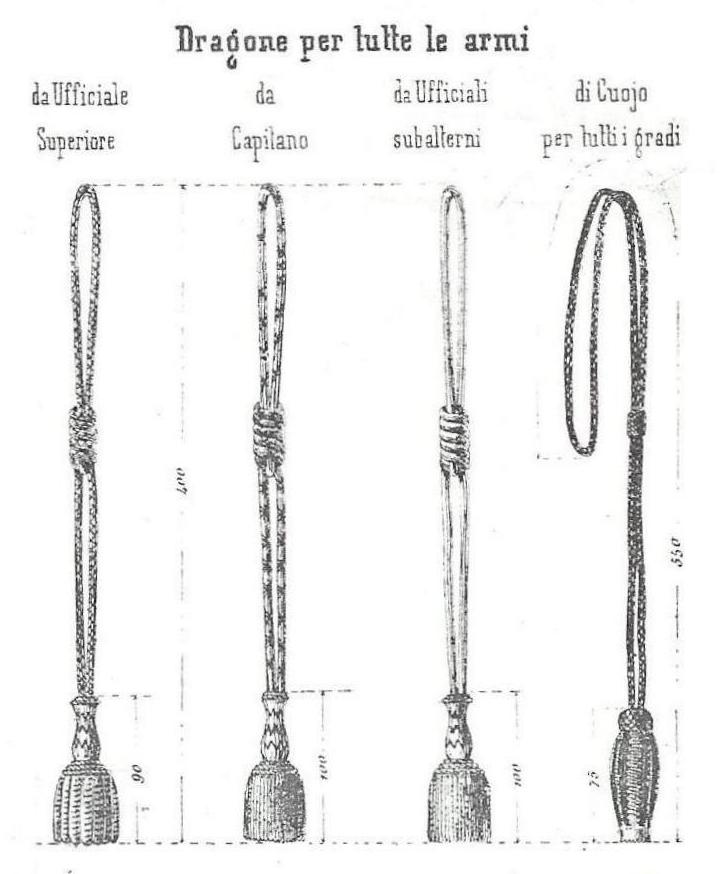 Dragona - 1856