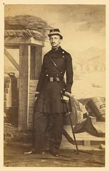 Francesco II di Borbone - Gaeta - 1861