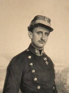 Francesco II - Gaeta - 1861