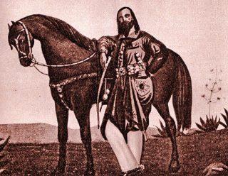 Giuseppe Garibaldi in Uruguay