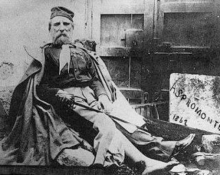 Giuseppe Garibaldi ferito - Aspromonte 29 agosto 1862