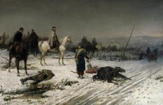 Giuseppe Garibaldi - Dijon - 1871
