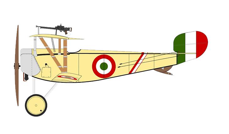 """Nieuport Ni.11 """"Bebè"""""""