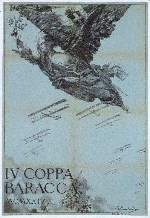 Locandina Coppa Baracca