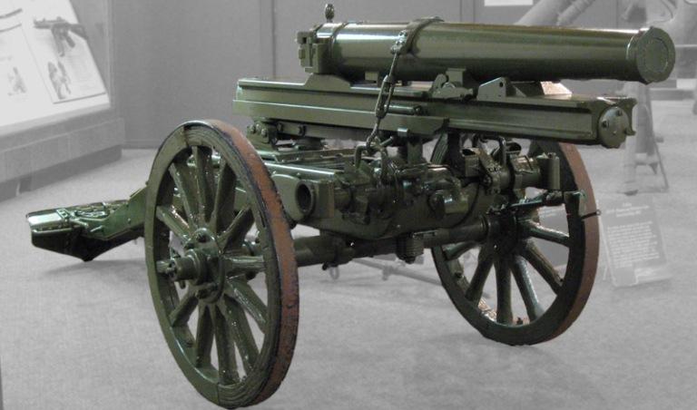 Cannone d'accompagnamento da 65/17 Mod. 1908/1913