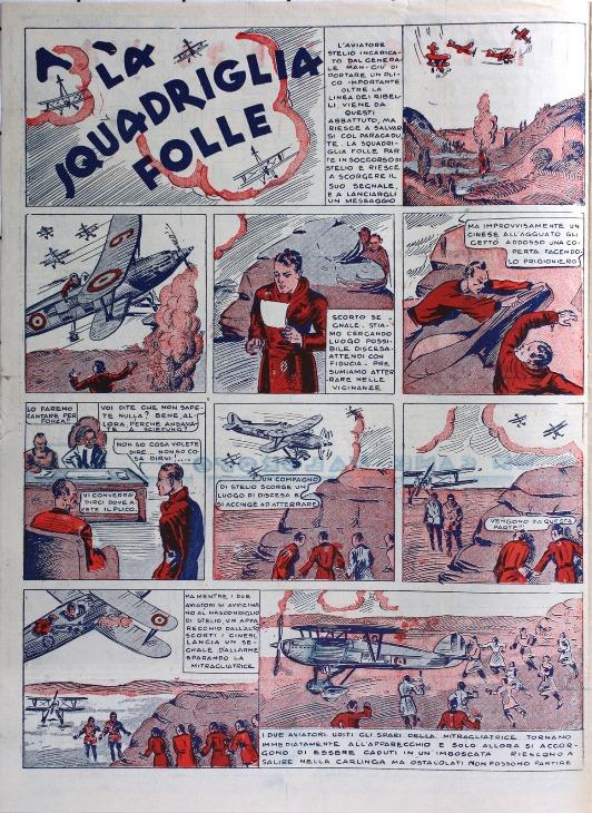 Estratto dal fumetto La Risata N.24