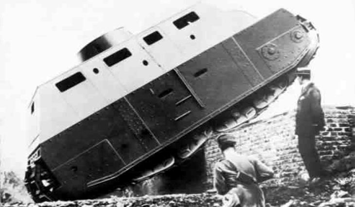 Fiat 2000 - Prototipo - 1917