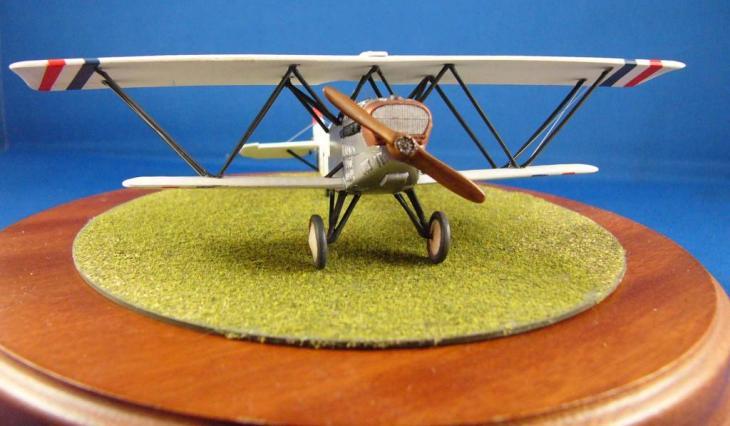 Fiat CR-20 Bis - Paraguay - Esquadron de Caza 'Los Indios' - 1933 - Choroszy Modelbud, 1/72 - Realizzazione Cliff B