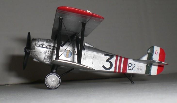 Fiat C.R.20 Bis - Italia - Choroszy Modelbud 1-72 - Cod. A76