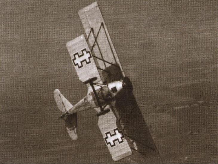 Fiat C.R.20 - Lituania